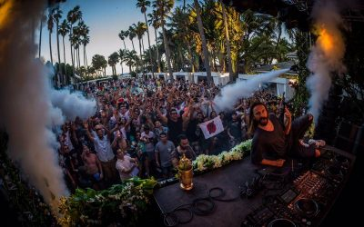 Event Production for Miami Music Week 2018 Events