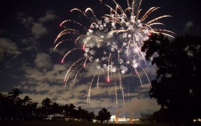 July 4th Fireworks Shows Summary